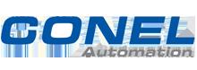 Логотип  компания Conel s.r.o.